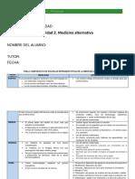 Tarea 2 - Escuelas Representativas de La Medicina Alternativa
