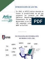 MRP Planificación Del Requerimiento de Materiales