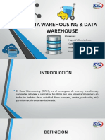 Data Warehousing & Data Warehouse