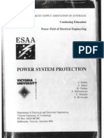 ESAA - Power System Protection