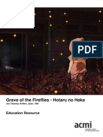 Grave of the Fireflies Resource