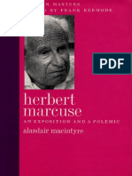 (Modern Masters) Alasdair MacIntyre-Herbert Marcuse_ an Exposition and a Polemic-Viking Press (1970)