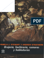 Pamela J. Stewart y Andrew Strathern - Brujería, hechicería, rumores y habladurías