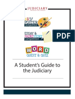 Students Guide to the Judiciary Part 1
