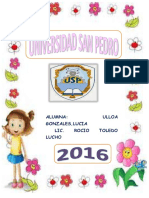 MICOSIS- Ulloa Benites