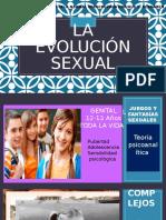 La Evolución Sexual