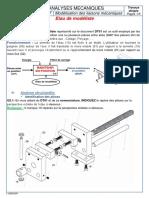 07-TD Modelisation Des Liaisons-E