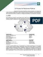 El Proceso de RRPP