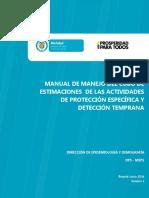 Manual de Manejo Del Cubo de Estimaciones de PEDT v1 - Copia