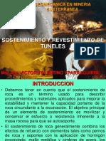 C 06 SOSTENIMIENTO Y REVESTIMIENTO DE TUNELES.ppt