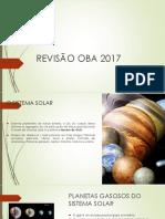 Revisão Oba 2017