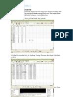 Modul1 Geologgical Database