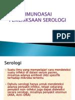 Serologi Kuliah Fk 3