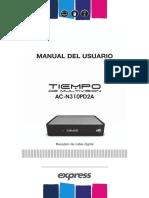 Manual Tv Digital