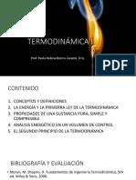 Introducción Termodinamica