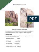 Naturaleza Discontinua de Las Rocas