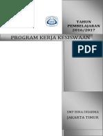 Program Kesiswaan Jadi SMPBD 15-16