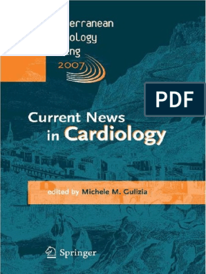 Current News in Cardiology pdf | Cardiac Arrhythmia | Cardiology