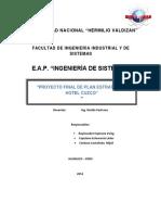 INFORME DEL PLANEAMIENTO ESTRATEGICO DEL HOTEL SUMAC ultimo.docx
