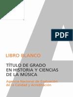 Libro blanco - Título de grado en historia y ciencias de la musica.pdf