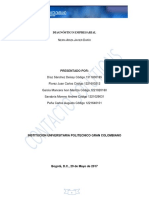 Diagnostico Empresarial Contacto Consultions Ltda 2da Entrega