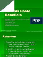 CostoBeneficio.ppt