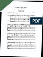 Ombra mai fù, from Handel's Xerxes