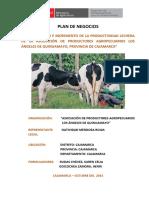 Asociacion de Productores Agropecuarios Los Angeles de Quinuamayo