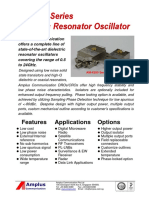 Dielectric Resonator Oscillator