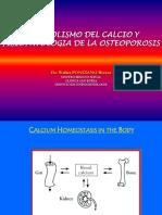 5 Alteracion Del Metabolismo Del Calcio y Fosforo