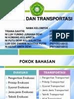 Evakuasi Dan Transportasi