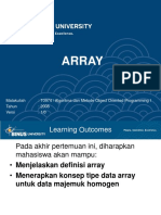 4214 Ais.database.model.file.PertemuanFileContent 7. Array