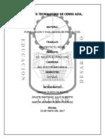 Proyecto Formulación de Proyectos