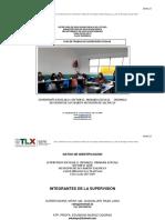 Zona 23 Plan de Trabajo supervision escolar