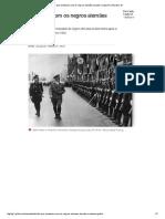 O Que Aconteceu Com Os Negros Alemães Durante o Nazismo _ Mundo _ G1