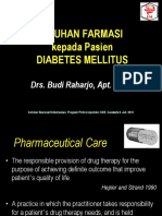 Asuhan Farmasi Diabetes Mellitus