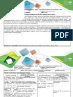 Guía de Actividades Para Desarrollo Del Componente Práctico