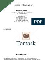 Proyecto Integrador Tomask