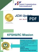 JCI Update 2011