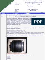 Michael's Tractors (Lancha) - Mercruiser MEFI-3 ECM Delphi 16237009