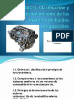 Unidad I Maquinas de Fluidos Compresibles.