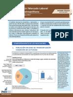 06 Informe Tecnico n06 Mercado Laboral Mar Abr May2017
