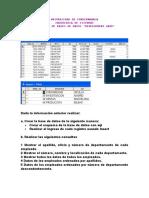 Ejercicio SQL(Preguntas)