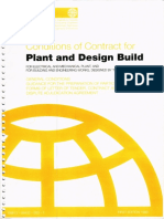 04. FIDIC Edisi 1999-Plant and Design Build (Yellow Book)