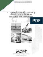 Manual Para El Control y Diseno de Voladuras en Obras de Carreteras - MOPT
