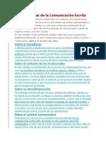 Características de la Comunicación Escrita.docx