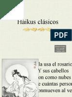 haikus clasicos