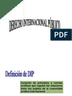 Clase 1 - Evolución Del Derecho Internacional (3)