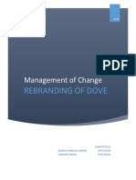Management of Change Project Report