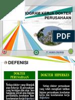 Program Kerja Dokter Perusahaan